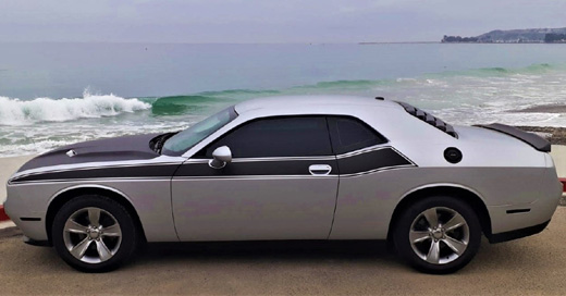 2019 Dodge Challenger By Kevin Churchill - Update image 2.