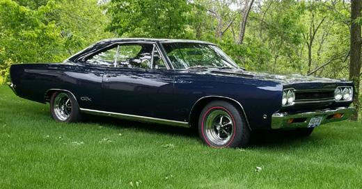 1968 Plymouth GTX By Frank Schroeder
