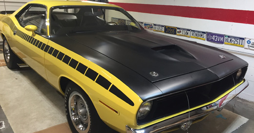1970 Plymouth AAR Cuda Buy Carl Cuda