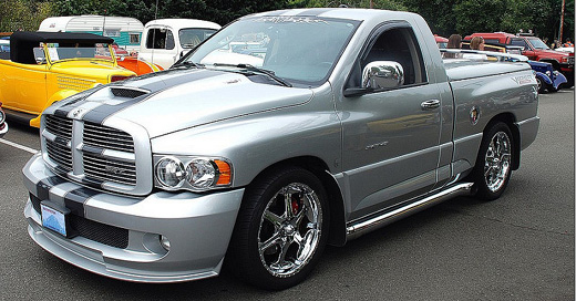 2005 Dodge Ram SRT-10 By Jeffrey Fowler - Update