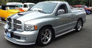 Mopar Truck Of The Month - 2005 Dodge Ram SRT-10