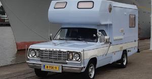 Mopar Truck Of The Month - 1977 Dodge D300 Camper